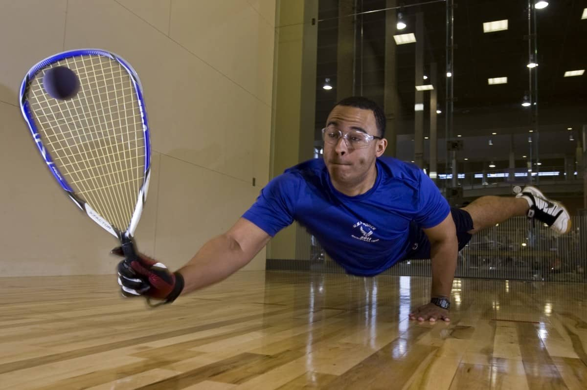 Fitness and Training Tips to Improve Your Squash Game