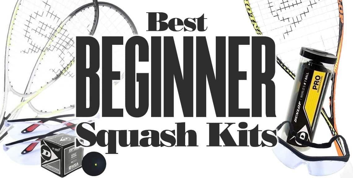 Best Beginner Squash Kits