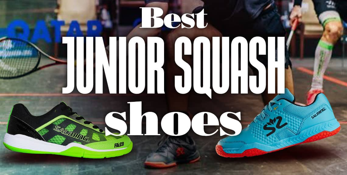 Best Junior's Squash Shoes